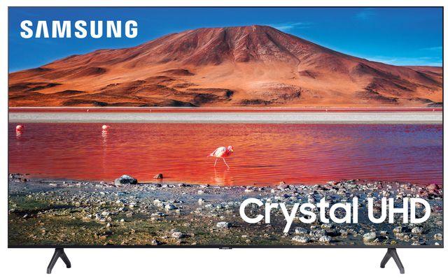 "Samsung 43"" Class TU7000 Crystal UHD 4K Smart TV-UN43TU7000FXZA"