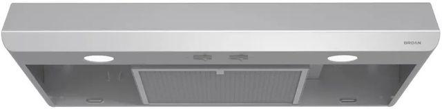 """Broan® Sahale BKSA1 Series 30"""" Under Cabinet Range Hood-Stainless Steel-BKSA130SS"""