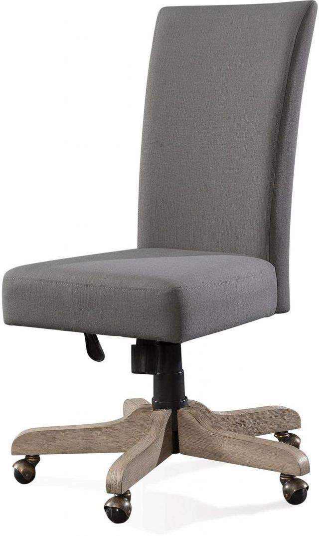 Riverside Furniture Perspectives Upholstered Back Desk Chair-28128