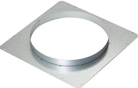 Couverture et extension de conduit de 10 po Zephyr® - Aspect acier inoxydable-54190054