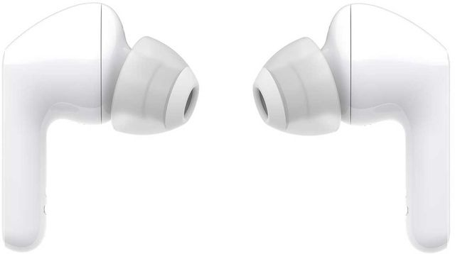 LG Tone Free Flex HBS-FN5W White Bluetooth® Wireless Stereo Earbuds-HBS-FN5W.ACUSWHI