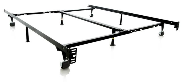 Malouf® Sleep Structures™ Glide Low Profile Adjustable Bed Frame-ST6633LPGL