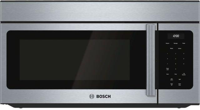 "Bosch 300 Series 30"" Over the Range Microwave-Stainless Steel-HMV3053U"