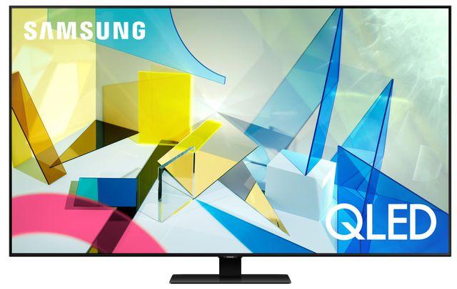 "Samsung 65"" Class Q80T QLED 4K UHD HDR Smart TV-QN65Q80TAFXZA"