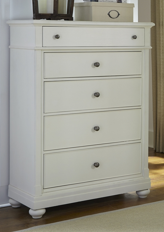 Liberty Furniture Harbor View II 5 Drawer Chest-631-BR41