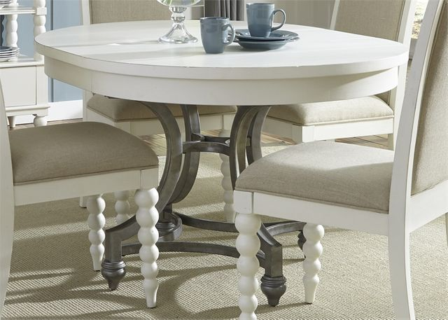 Liberty Harbor View II Round Table-631-T4254