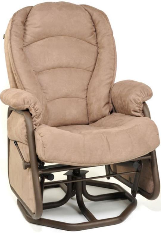 Fauteuil inclinable PEL en tissu beige PEL International®-112717