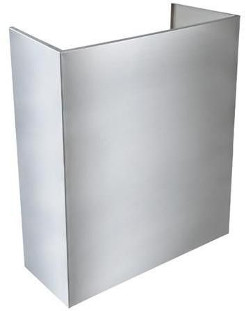 Broan® Stainless Steel Optional Standard Depth Flue Cover-AEEPD30SS