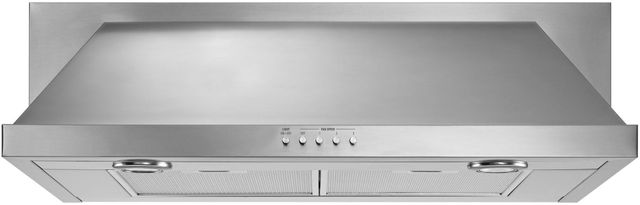"""Maytag® 36"""" Stainless Steel Convertible Under the Cabinet Hood-UXT5536AAS"""