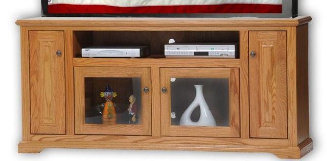 American Heartland Oak Deluxe TV Stand-63866