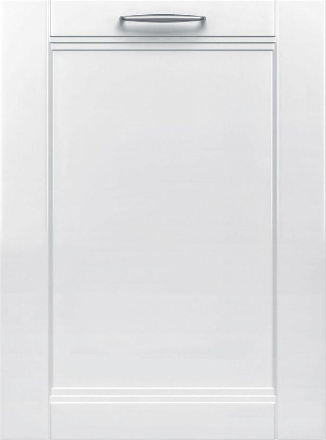 "Bosch 800 Series 24"" Custom Panel Built In Dishwasher-SHVM78Z53N"