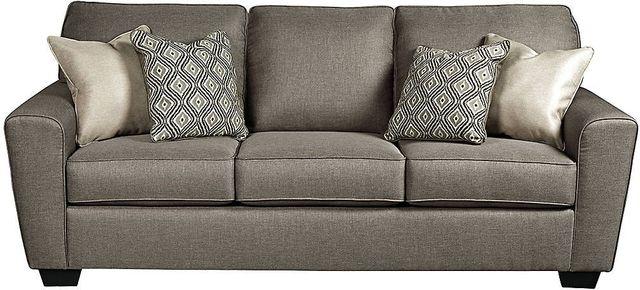 Benchcraft® Calicho Cashmere Queen Sofa Sleeper-9120239