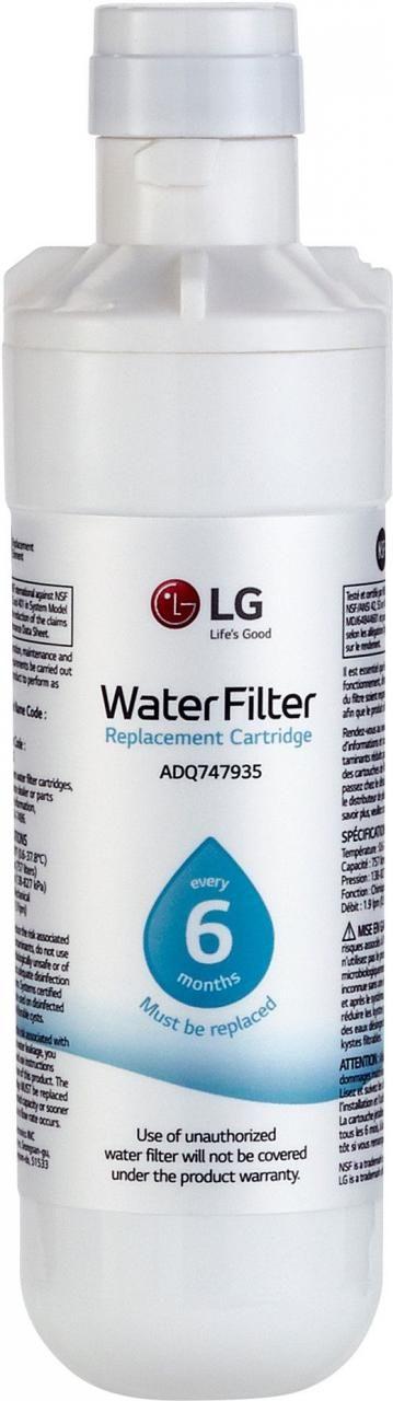 Filtres à eau pour réfrigération LG®-LT1000P