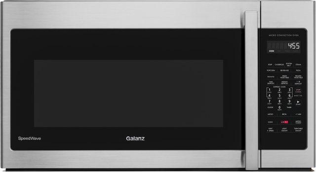 Galanz SpeedWave 1.7 Cu. Ft. Stainless Steel Over The Range Microwave-GLOMJB17S2ASWZ-10