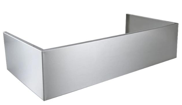 Couverture et extension de conduit Broan® - Acier inoxydable-AEEPD6SS