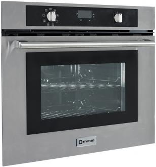 """Verona® 30"""" Electric Built In Single Wall Oven-Stainless Steel-VEBIEM3024SS"""