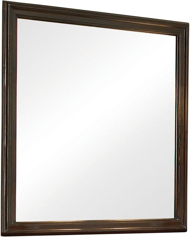 Coaster® Tatiana Warm Brown Mirror-202394