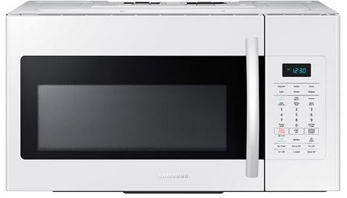 Samsung Over The Range Microwave-White-ME17H703SHW