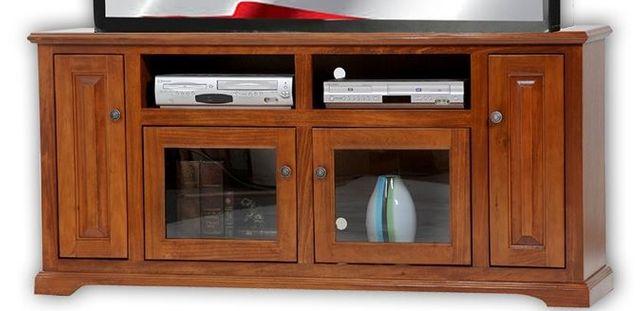 American Heartland Poplar Deluxe TV Stand-65866