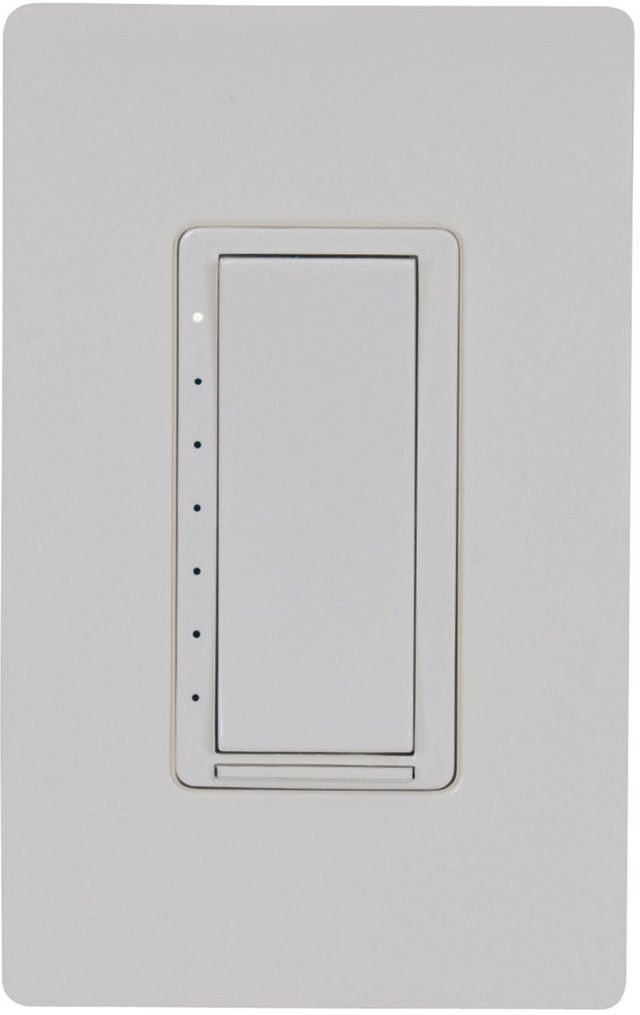 Crestron® Cameo® Almond Textured 120 VAC In-Wall Phase Dimmer-CLW-DIMUEX-P-A-T