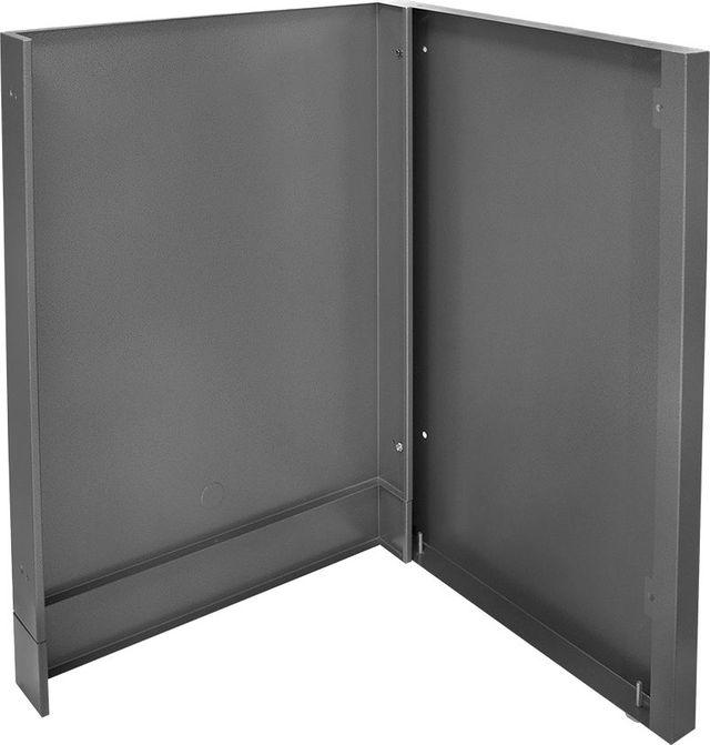 Composants d'armoires modulaires d'extérieur Napoleon® - Gris-IM-FEP-CN