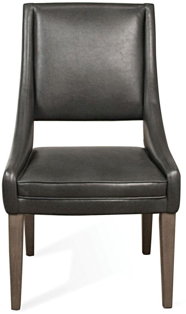 Riverside Furniture Precision Upholstered Hostess Chair-21855
