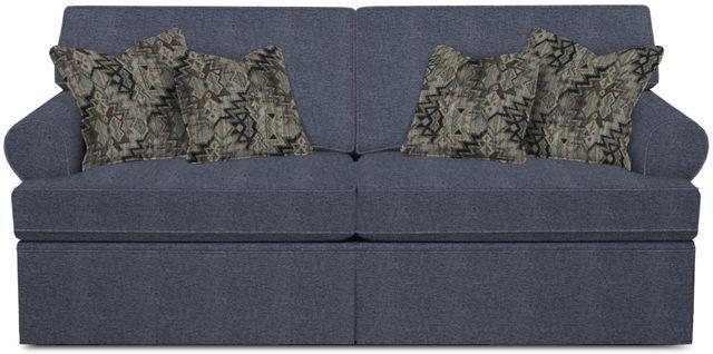 England Furniture Co. Isla Harris Twilight Sofa-3J05+8765+8335