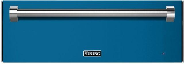"Viking® 3 Series 29.5"" Alluvial Blue Warming Drawer-RVEWD330AB"