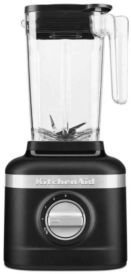 KitchenAid® K150 3 Speed Black Matte Counter Blender-KSB1325BM