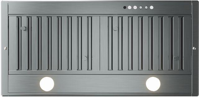 """Faber Inca SD 28"""" Stainless Steel Pro Insert Range Hood-INSD29SSV"""