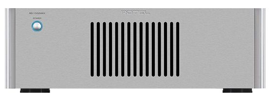 Rotel® Classic Stereo Power Amplifier-Silver-RB-1582 MKII-SV