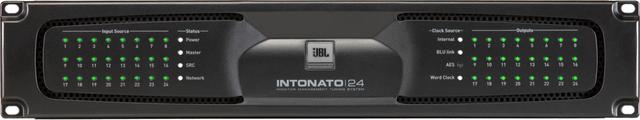 JBL® Intonator 24 24-Channel Monitor Management Tuning System-INTONATO 24MX