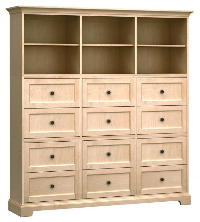 """Howard Miller® Custom Home 73"""" Storage Cabinet-HS73L"""