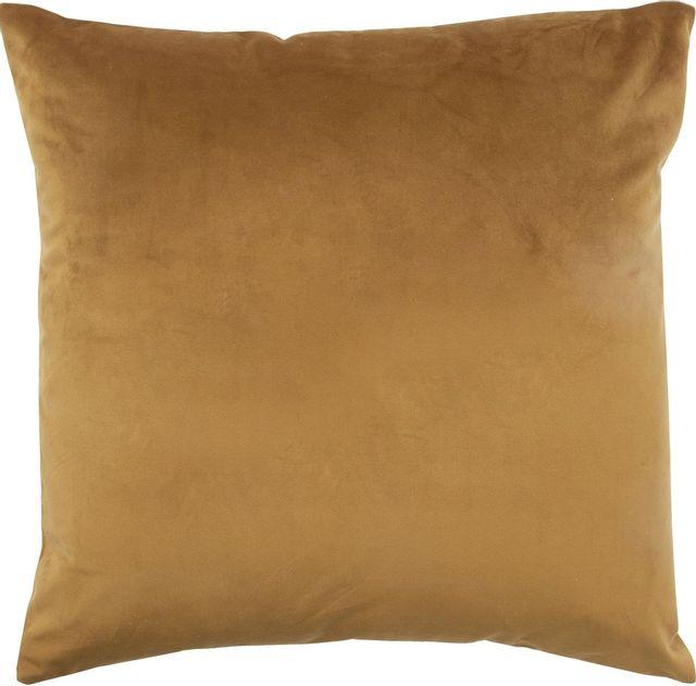 Coussin décoratif Verona, camel, Renwil®-PWFL1062