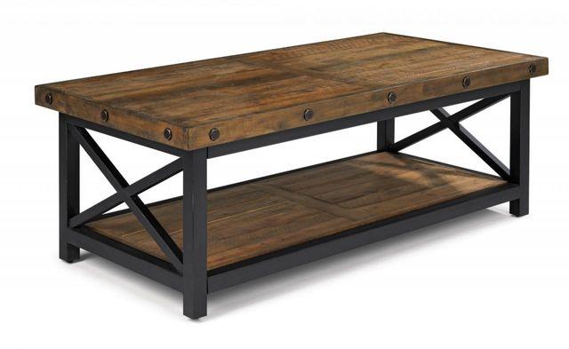 Flexsteel® Carpenter Rectangular Coffee Table-6722-031