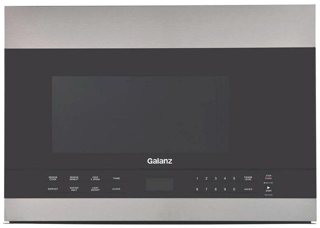 Galanz 1.4 Cu. Ft. Stainless Steel Over The Range Microwave-GLOMJD13S2SW-10