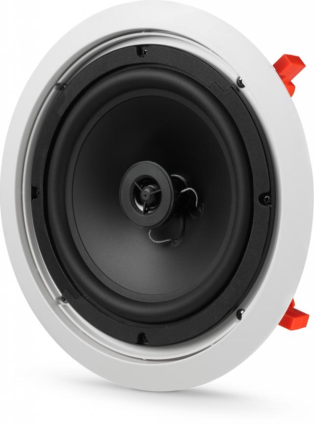 JBL® C-8IC In-Ceiling/In-Wall Loudspeaker-White-JBLC8ICWHT
