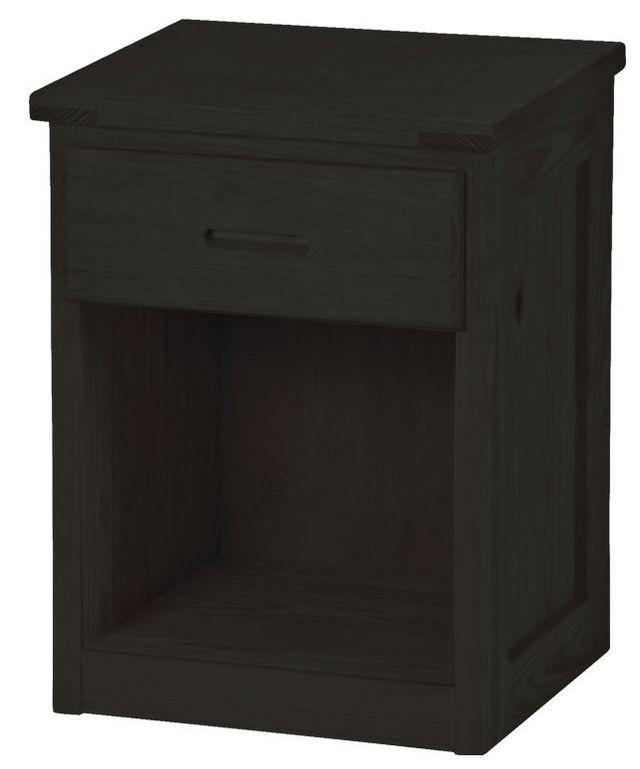 Grande table de nuit Crate Designs®-E7009