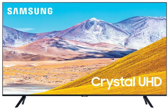 "Samsung 75"" Class TU8000 Crystal UHD 4K Smart TV-UN75TU8000FXZA"