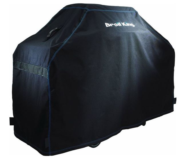 Broil King Heavy-Duty PVC Polyester Grill Cover-68488