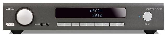 Arcam HDA Range SA10 Class AB Integrated Amplifier-SA10