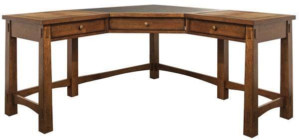 Riverside Furniture Craftsman Home Corner Desk-2930