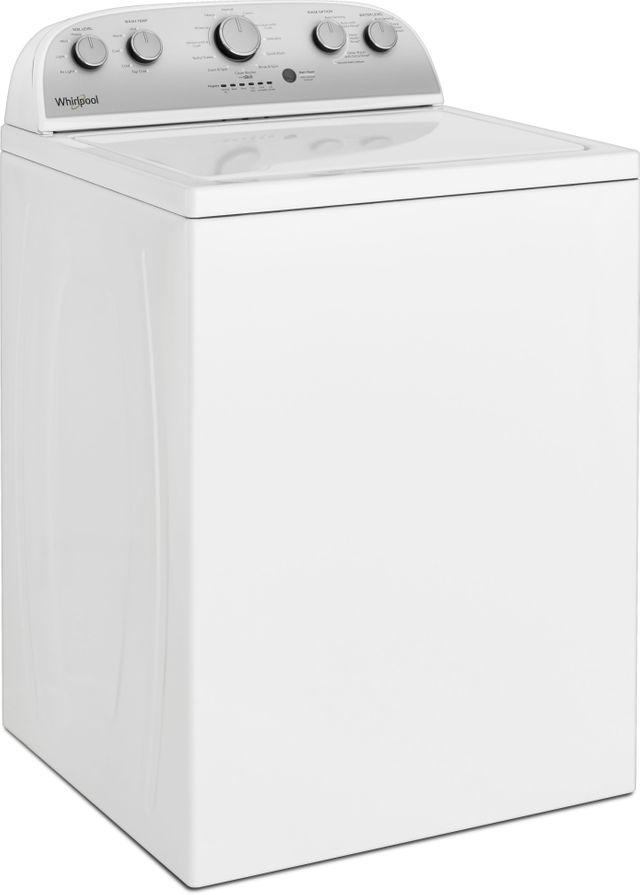 Whirlpool® 3.9 Cu. Ft. White Top Load Washer-WTW4950HW