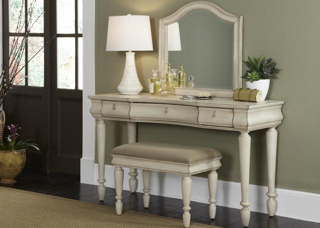 Liberty Furniture Rustic Traditions II Vanity-689-BR35
