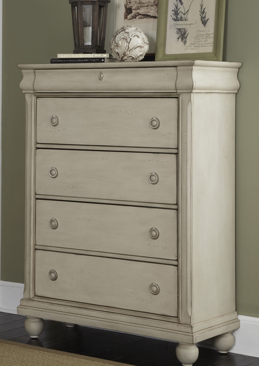 Liberty Furniture Rustic Traditions II 5 Drawer Chest-689-BR41