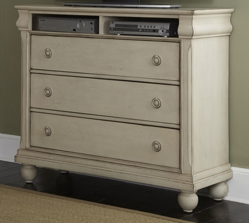 Liberty Furniture Rustic Traditions II Media Chest-689-BR45