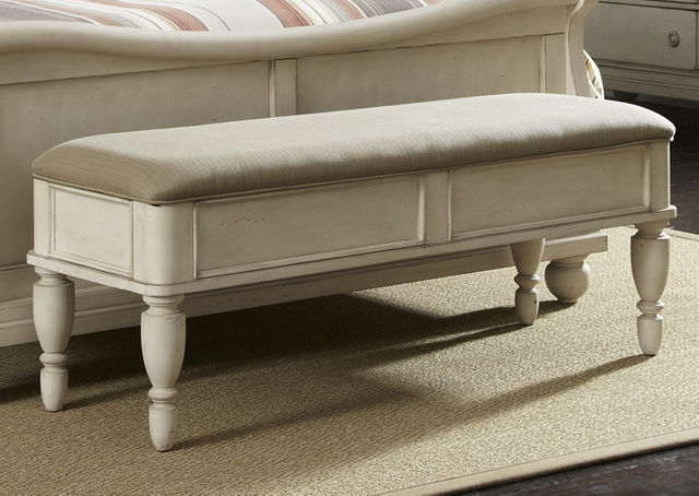 Liberty Furniture Rustic Traditions II Bed Bench-689-BR47