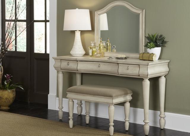 Liberty Furniture Rustic Traditions II Vanity Mirror-689-BR55