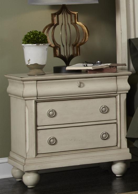 Liberty Furniture Rustic Traditions II Nightstand-689-BR61