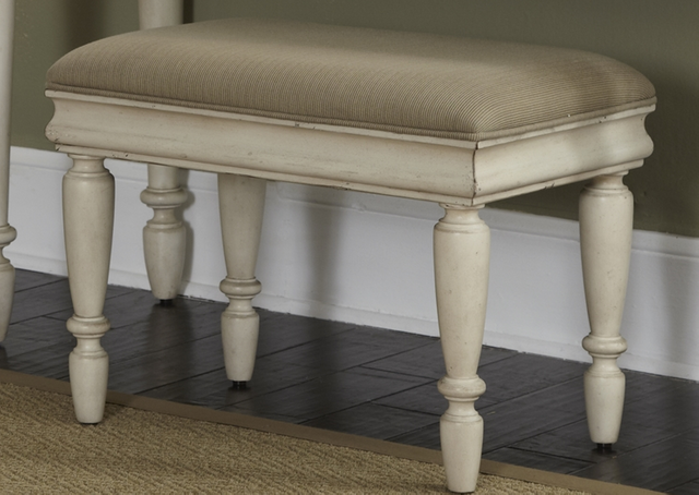 Liberty Furniture Rustic Traditions II Vanity Bench-689-BR99